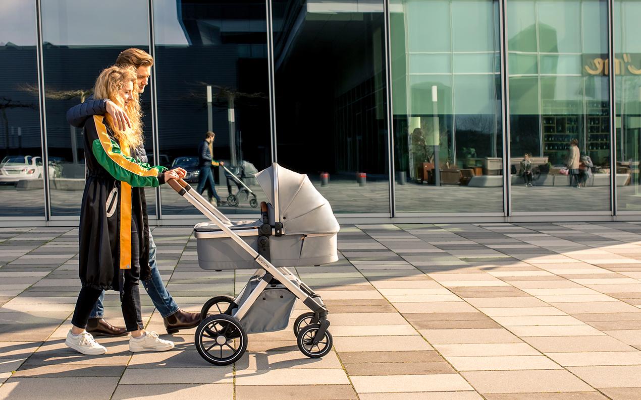 Beqooni Kinderwagen Sicherheit